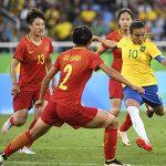 Olympic 2016 bắt đầu với chiến thắng của các ứng viên bóng đá nữ