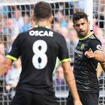 Costa lập cú đúp, Chelsea thoát thua ở Ngoại hạng Anh