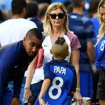 Dimitri Payet cấm các con nhắc đến tên Cristiano Ronaldo