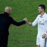 Zidane tự nhận thua với Ronaldo