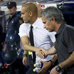 Cảnh sát lo ngại về mối thù địch Mourinho - Guardiola ở trận derby