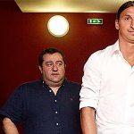 Ibrahimovic 'dọa' bẻ chân Raiola nếu không đưa Pogba tới Man Utd
