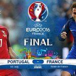 Ronaldo - Griezmann: Đại chiến của hai số 7 ở chung kết Euro 2016