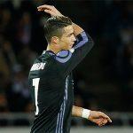 Cristiano Ronaldo phản đối công nghệ phát lại video