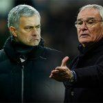 Ranieri sẵn lòng uống rượu vang với Mourinho