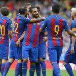 Messi và Suarez không ghi bàn, Barca vẫn thắng đậm trận ra quân