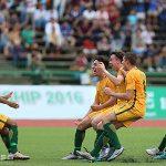 U16 Australia hạ U16 Thái Lan, đấu U16 Việt Nam ở chung kết