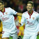 Sevilla qua mặt Barca trên bảng điểm La Liga