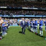 Ngày trở về đặc biệt của Ranieri ở Stamford Bridge