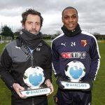 Watford ẵm cả hai giải hay nhất tháng của Ngoại hạng Anh
