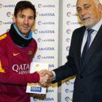 Messi lần đầu đoạt danh hiệu cầu thủ hay nhất tháng ở La Liga