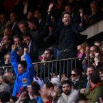 Simeone bị cấm chỉ đạo đến hết mùa giải La Liga