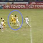 Trọng tài trận Thanh Hoá - SLNA bị treo còi hết lượt đi V-League