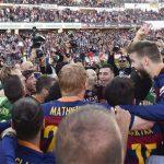 Pique: 'Barca như thể phải vô địch La Liga hai lần mùa này'