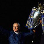 Ranieri thắng giải HLV hay nhất năm của bóng đá Anh