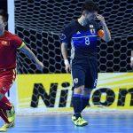 Việt Nam nằm cùng bảng Italy và Paraguay ở Futsal World Cup 2016