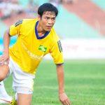 Cựu trung vệ Huy Hoàng dẫn dắt đội U13