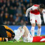 Arsenal tả tơi hàng thủ sau trận thắng Hull