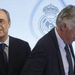 10 HLV từng mất việc trong kỷ nguyên Perez lãnh đạo Real