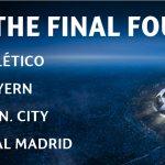 Hôm nay bốc thăm bán kết Champions League