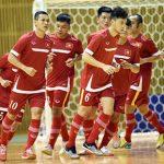 Tuyển futsal Việt Nam vuột chiến thắng khi chỉ còn 12 giây