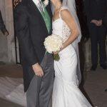 Bác sĩ Eva Carneiro làm đám cưới ở tuổi 42
