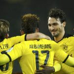 Man Utd có thể chạm trán Dortmund tại Europa League