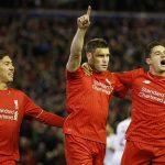 Liverpool, Dortmund tiến vào vòng 16 đội Europa League