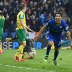 Leicester giành chiến thắng ở phút 89, xây chắc ngôi đầu