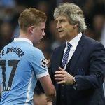 Pellegrini: 'Man City không kém Barca, đủ sức vô địch'