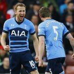 Tottenham thắng đậm, rút ngắn khoảng cách với Leicester