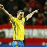 Ibrahimovic lập công, Thụy Điển đánh bại Đan Mạch