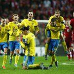 Ibrahimovic thành người hùng, đưa Thụy Điển đến Euro 2016