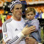 Gareth Bale chào đón 'công chúa nhỏ' thứ hai