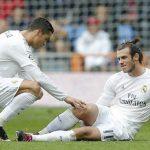 Gareth Bale lần thứ ba dính chấn thương bắp chân