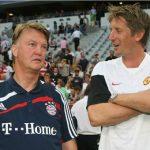 Van der Sar: 'Van Gaal có thể cứu mùa giải của Man Utd'