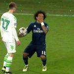 HLV của Wolfsburg: 'Marcelo là kịch sĩ'
