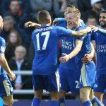 Leicester lần đầu tiên dự Champions League