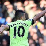 Pellegrini: 'Aguero là tiền đạo số một Ngoại hạng Anh'