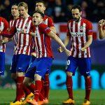 Thắng 8-7 trong loạt luân lưu, Atletico vào tứ kết Champions League