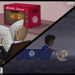 'Guardiola quay chín Arsenal, Willian cứu Mourinho khỏi chết đuối'