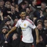 Man Utd toàn thắng khi Rashford ghi bàn
