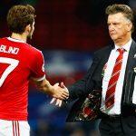 Trụ cột Man Utd chỉ trích quyết định sa thải Van Gaal