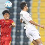 HLV U23 Jordan chê hàng thủ của U23 Việt Nam