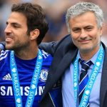 Fabregas nhắn Mourinho: 'Tôi nợ ông rất nhiều'