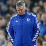 Hiddink: 'Chelsea có mùa giải thảm họa'