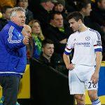 Hiddink vượt trội Mourinho về thành tích dẫn dắt Chelsea mùa này