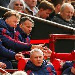 Van Gaal: 'Rooney tức giận khi tôi thay cậu ấy'