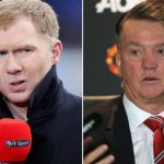Scholes: 'Man Utd nhạt nhẽo như Van Gaal'