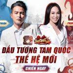 Lý Minh Thuận và Phạm Văn Phương là đại sứ cho Tân OMG3Q VNG ở nước ngoài